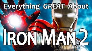 Download Everything GREAT About Iron Man 2! Video