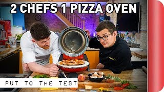 Download HOME PIZZA OVEN PUT TO THE TEST BY CHEFS Video