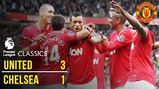 Download Manchester United 3-1 Chelsea (11/12) | Premier League Classics | Manchester United Video