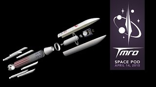 Download The New Vulcan Rocket - Space Pod 04/14/15 Video