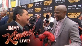 Download Guillermo at the Pacquiao/Mayweather Press Conference Video