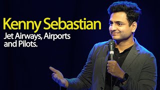 Download Why Jet Airways Failed - Indigo, Pilots & Airports in India | Kenny Sebastian - Stand Up Comedy Video