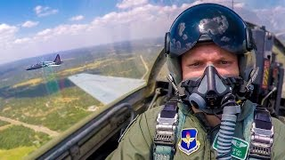 Download FEELING THE FORCES OF A FIGHTER JET - Smarter Every Day 159 Video