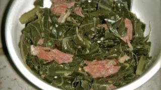 Download Collard Greens Recipe: How to Cook Southern, Soul Food Collard Greens Video