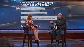 Download What Was Terri Horman Texting In the Weeks After Stepson Kyron Horman Disappeared? Video