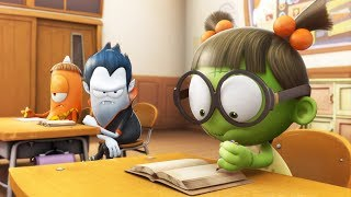 Download Spookiz | Zizzi Loves School | 스푸키즈 | Kids Cartoons | Funny Animated Cartoon | Videos for Kids Video