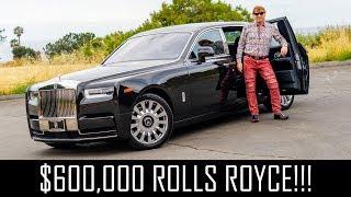 Download THIS ROLLS ROYCE PHANTOM COSTS OVER HALF A MILLION DOLLARS!!! Video