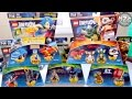 Download Tower of LEGO Dimensions Wave 7 Unboxing! - LEGO Dimensions Level Packs, Team Packs, & Fun Packs Video