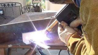 Download using a spool gun for the first time to weld aluminum. learning to weld Video
