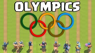 Download Clash Royale Olympics | Who's the Fastest ? Video