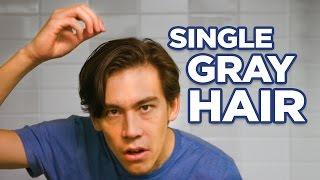 Download Hair Dye for a Single Gray Hair Video