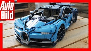 Download Bugatti Chiron Lego (2018) Zusammenbau im Zeitraffer/Review Video