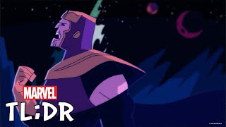 Download Thanos Rising   Marvel TL;DR Video
