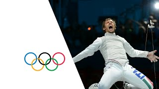 Download Italy Win Men's Fencing Team Foil - London 2012 Olympics Video