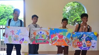 Download Poster Making Contest 2015 @ Saint Francis College Guihulngan Video