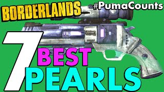 Download Top 7 Best Pearlescent Guns and Weapons in Borderlands 1 #PumaCounts Video