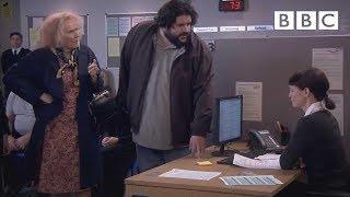 Download Nan's causes mayhem at council office | Catherine Tate's Nan - BBC Video