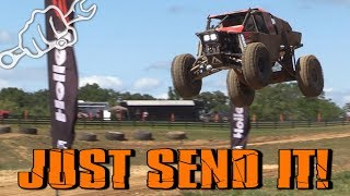 Download ULTRA4 CARS SEND IT AT DIRTY TURTLE OFFROAD Video