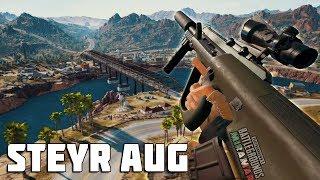 Download » STEYR AUG! « - Neue Waffe in der Wüste Miramar - PUBG! 🌵 🏠 Video