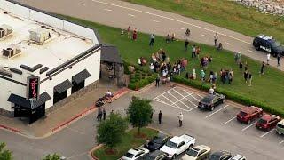 Download Armed civilian shoots and kills Oklahoma City restaurant gunman Video