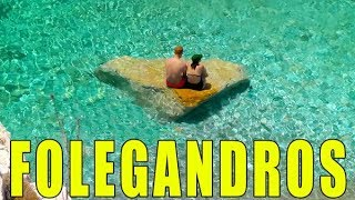 Download FOLEGANDROS, Greece - the best beaches Video