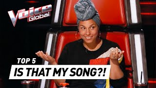 Download THE VOICE | BEST 'ALICIA KEYS' Blind Auditions Video