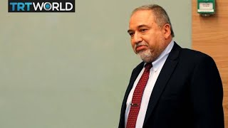 Download Israel-Palestine Tensions: Israeli defence minister resigns over ceasefire Video