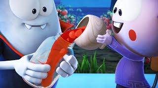 Download Spookiz | Jugo Especial! | Dibujos animados para niños | WildBrain Video