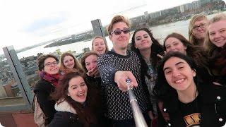 Download Antwerp Meetup & Trying Belgian Food!   Evan Edinger Travel Video