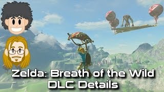 Download Zelda: Breath of the Wild Master Trial DLC Revealed - #CUPodcast Video