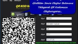 Download C# QR Kod Oluşturma Video