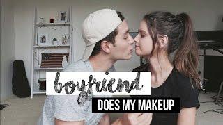 Download BOYFRIEND DOES MY MAKEUP   Jess Bauer & Gabriel Conte Video