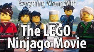 Download Everything Wrong With The LEGO Ninjago Movie In 13 Minutes Or Less Video