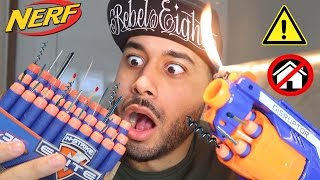 Download MOST DANGEROUS NERF MOD TRICK SHOTS!! (EXPLODING COLA) Video