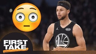 Download Finally! Stephen A. and Max agree: Steph Curry greatest shooter in NBA history | First Take | ESPN Video