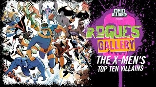 Download 10 Greatest X-Men Villains - Rogues' Gallery Video