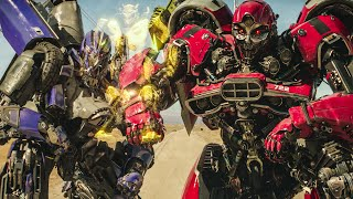 Download Decepticons arrive on Earth Scene - BUMBLEBEE (2018) Movie Clip Video