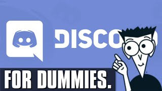 Download Discord For Dummies: Basic Use and Set up Instructions for Discord App Video