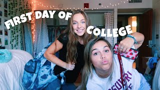 Download first day of FRESHMAN year vlog Video
