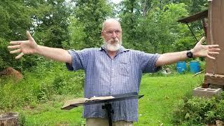 Download Pastor Joe Fox, Shofar Mountain Sermon: Sin and Grace Video