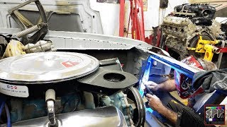 Download GM Factory Style Metal Fabrication at RFG + Procrastination City | 1971 Pontiac GTO Restoration Video