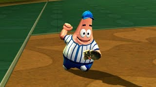 Download Patrick Star Saves The Perfect Game! Nicktoons MLB Video