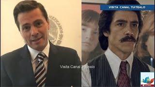 Download 'Luisito Rey es el personaje más odiado de México': Peña Nieto Video Video
