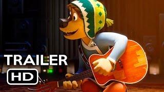 Download Rock Dog Official Trailer #1 (2017) Luke Wilson, Eddie Izzard Animated Movie HD Video
