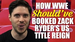 Download How WWE Should Have Booked Zack Ryder's US Title Reign Video