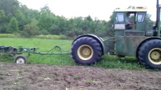 Download John Deere WA-17 Plowing Video