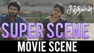 Download Sathriyan - Super Scene   Vikram Prabhu   Manjima Mohan Video