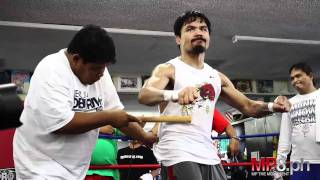 Download Manny Pacquiao - Manny Pacquiao Experiences Real Pain Video