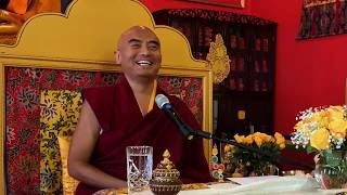 Download 2019-06-09 Yongey Mingyur Rinpoche's Teaching on Meditation - 1/2 Video