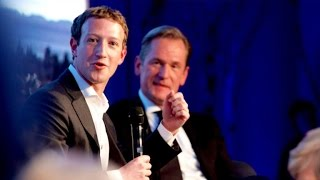 Download Mark Zuckerberg: False news stories on Facebook did not sway the election Video